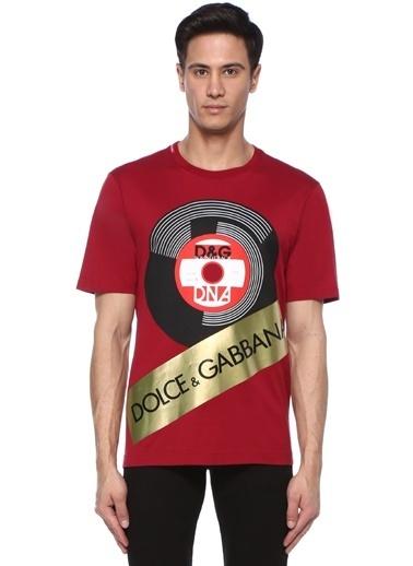 Dolce&Gabbana Tişört Kırmızı